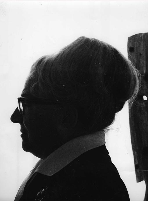 Ritratto di Germana Marucelli | Archivio Germana Marucelli